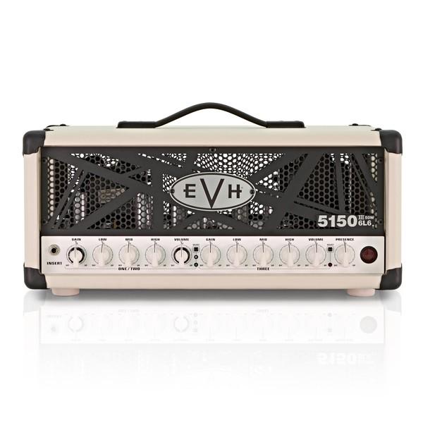 EVH 5150 III 6L6 50W Valve Head, Ivory main