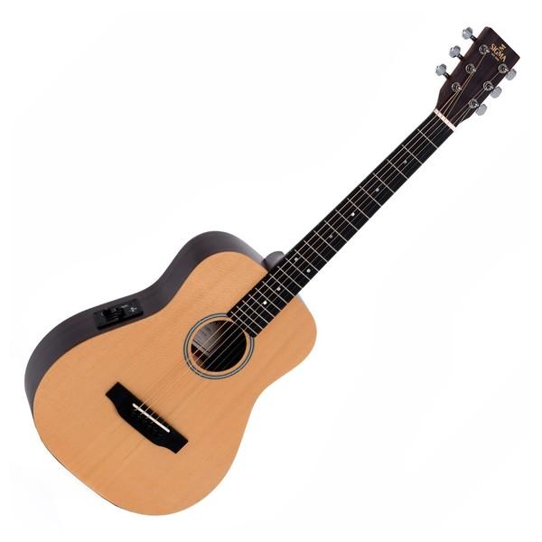 Sigma TT-12E+ Electro Acoustic, Natural
