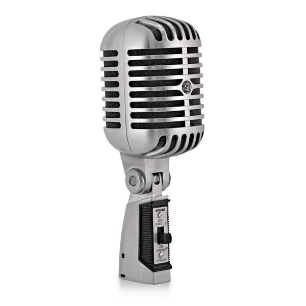 Shure 55SH Series II Unidyne Vocal Microphone main