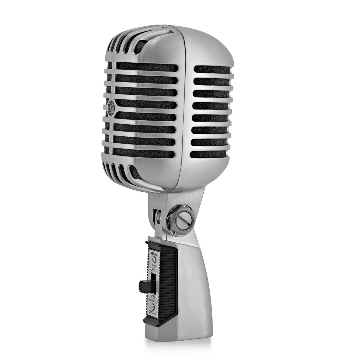 Shure Super 55 Deluxe vokalmikrofon | Gear4music
