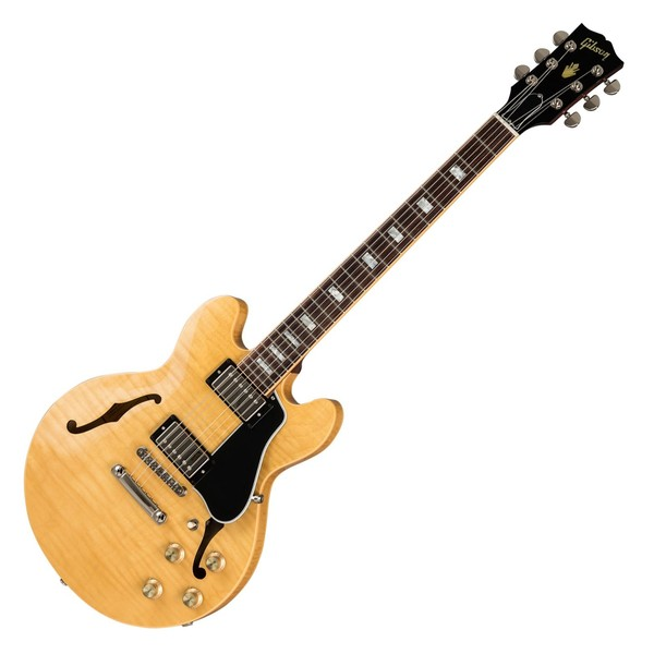 Gibson ES-339 Gloss, Dark Natural - Main