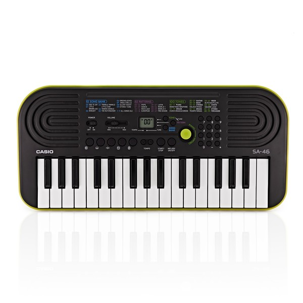 Casio SA 46 Mini Portable Keyboard
