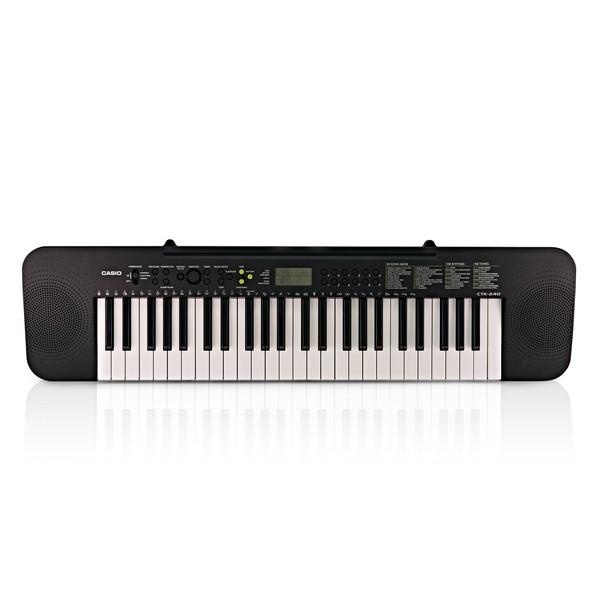 Casio CTK 240 Portable Keyboard 49 Key main