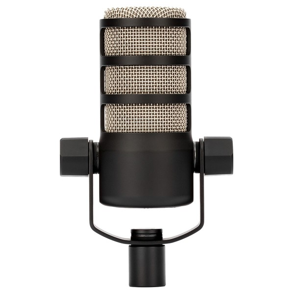 Rode PodMic Dynamic Podcasting Microphone - Front