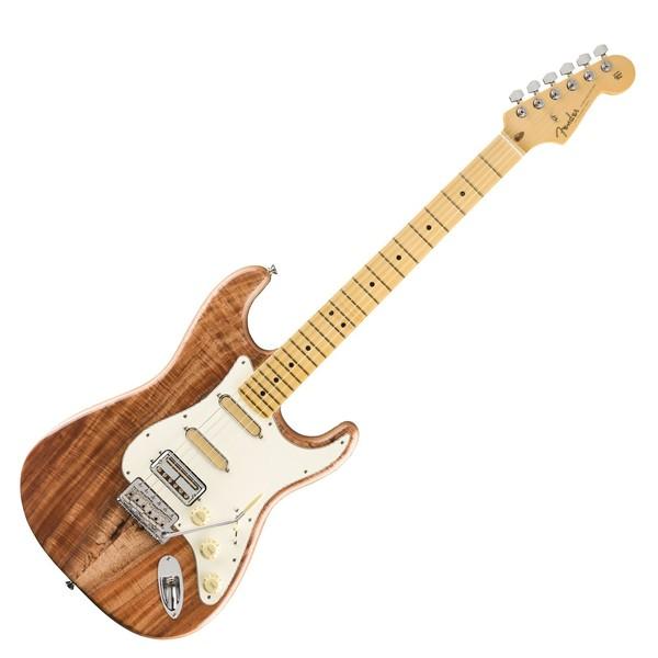 Fender Rarities American Original 50s Stratocaster MN, Natural Koa