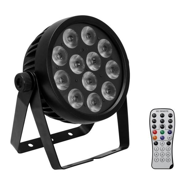 Eurolite LED 7C-12 Flat Silent Par Can