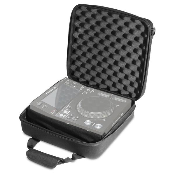 UDG Creator Pioneer XDJ700 Hardcase - Angled Open (Equipment Not Included)