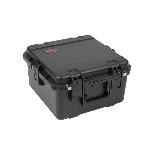 SKB iSeries 1717-10 Waterproof Utility Case with Padded Liner, Closed, Front Angled