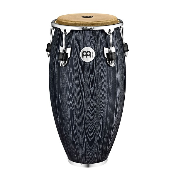 "Meinl Percussion Woodcraft Wood 11"" Conga, Vintage Black - main image"