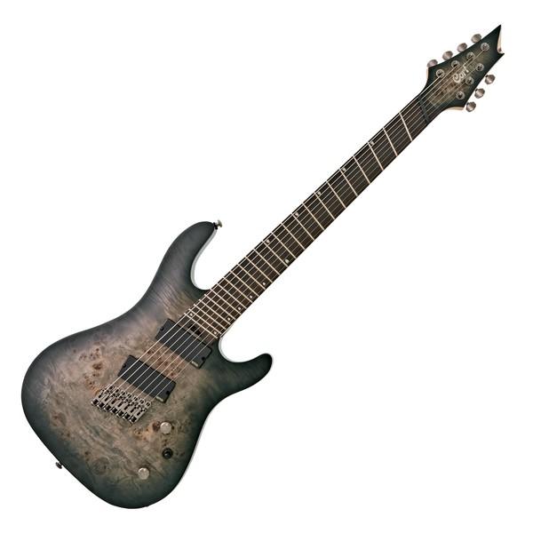 Cort KX500MS 7-String Multi-Scale, Stardust Black main