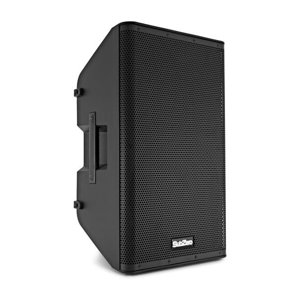 "SubZero 12"" DSP Speaker angle"