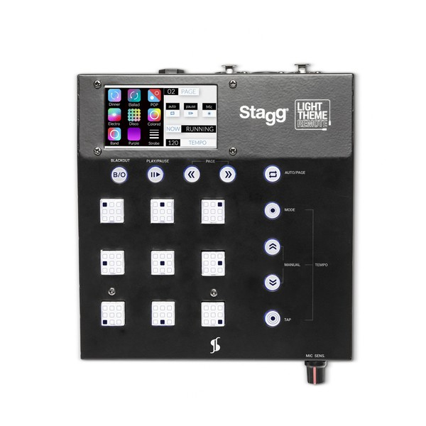 Stagg LightTheme Remote Controller