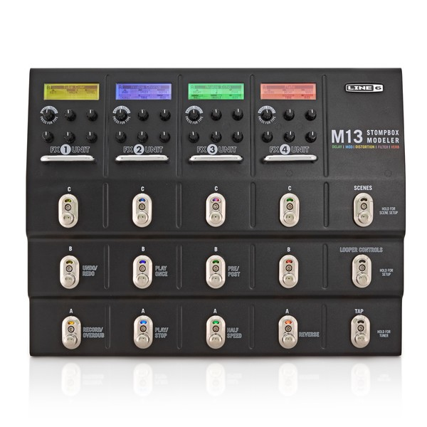 Line 6 M13 Multi-Effects Pedal
