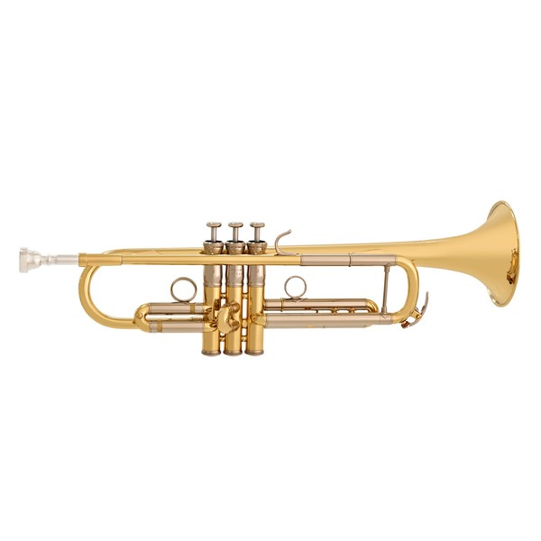 Yamaha YTR8335R Xeno Professional Trumpet, Reverse Tuning Slide main