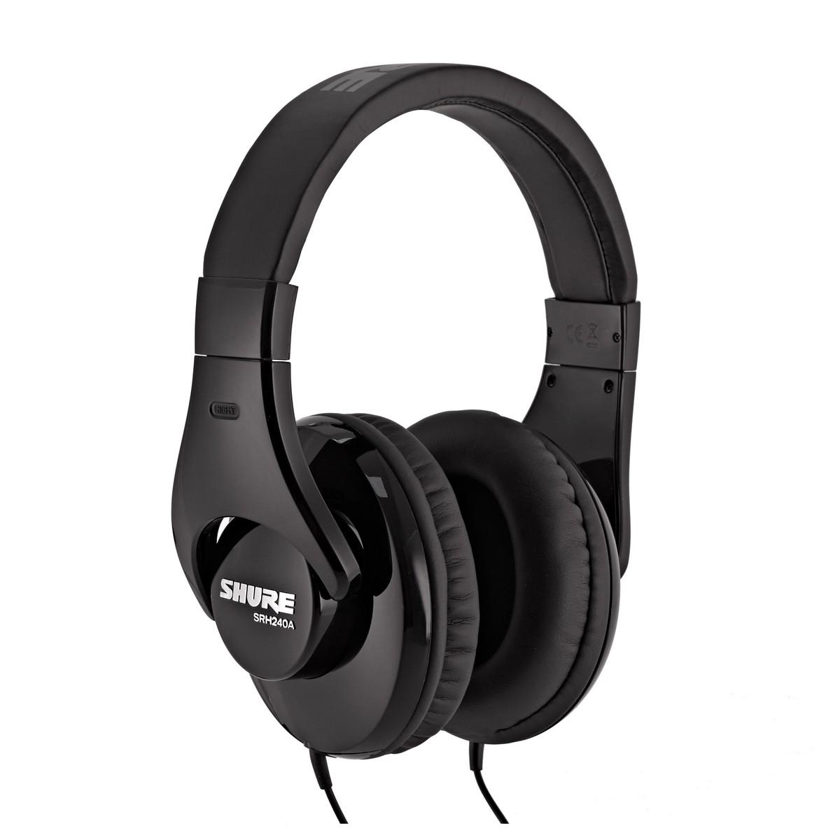Shop now | Shure SRH240A Professional Headphones