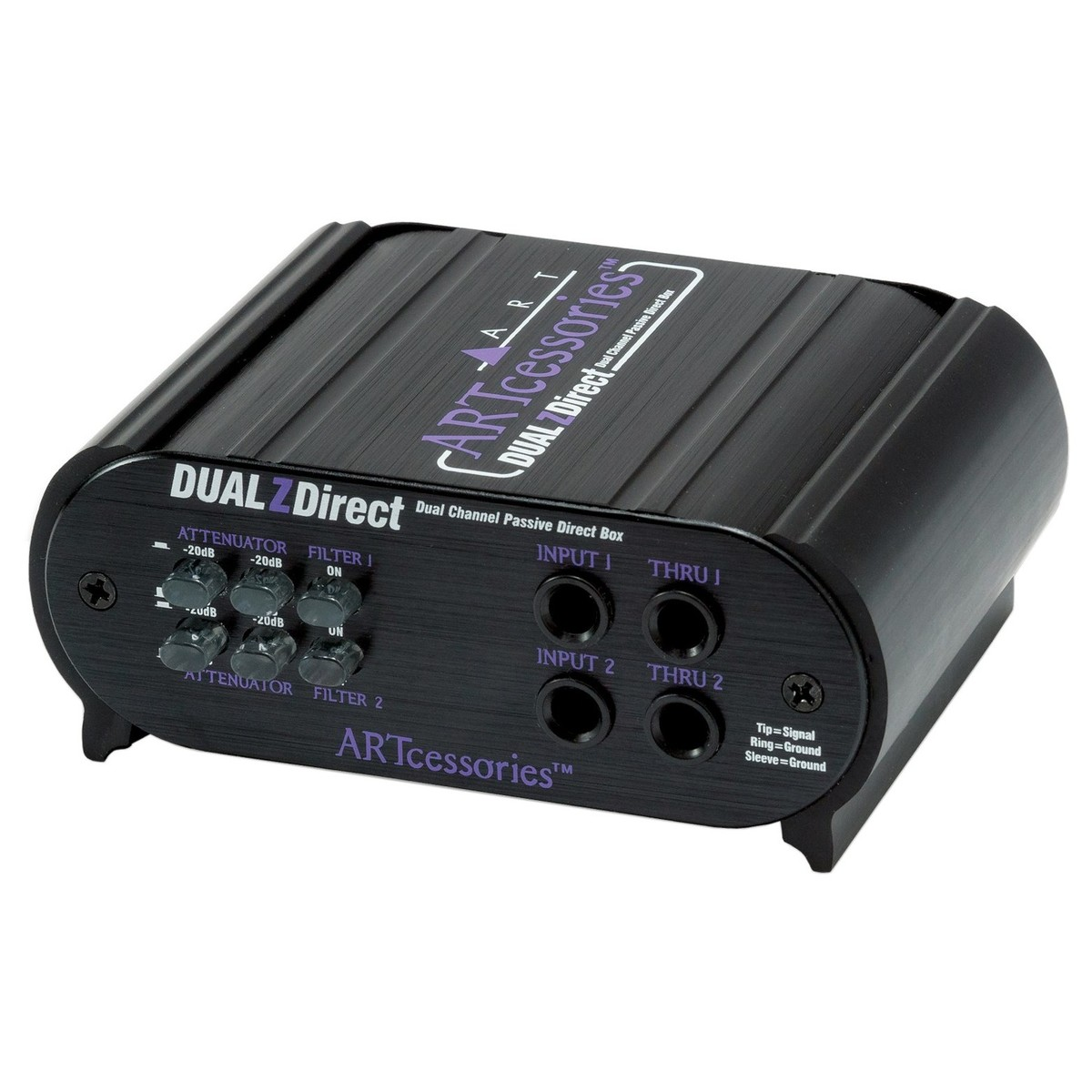 Click to view product details and reviews for Art Dual Z Direct Dual Channel Passive Di Box.