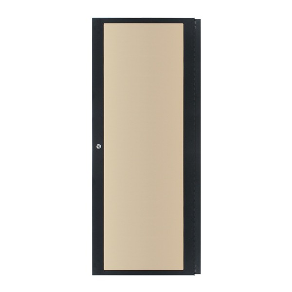 Penn Elcom R8450-28 28U Smoked Polycarbonate Rack Door