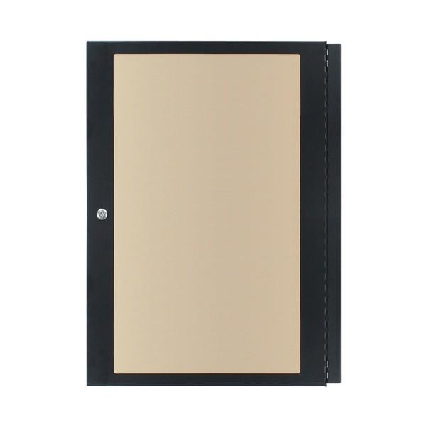 Penn Elcom R8450-16 16U Smoked Polycarbonate Rack Door