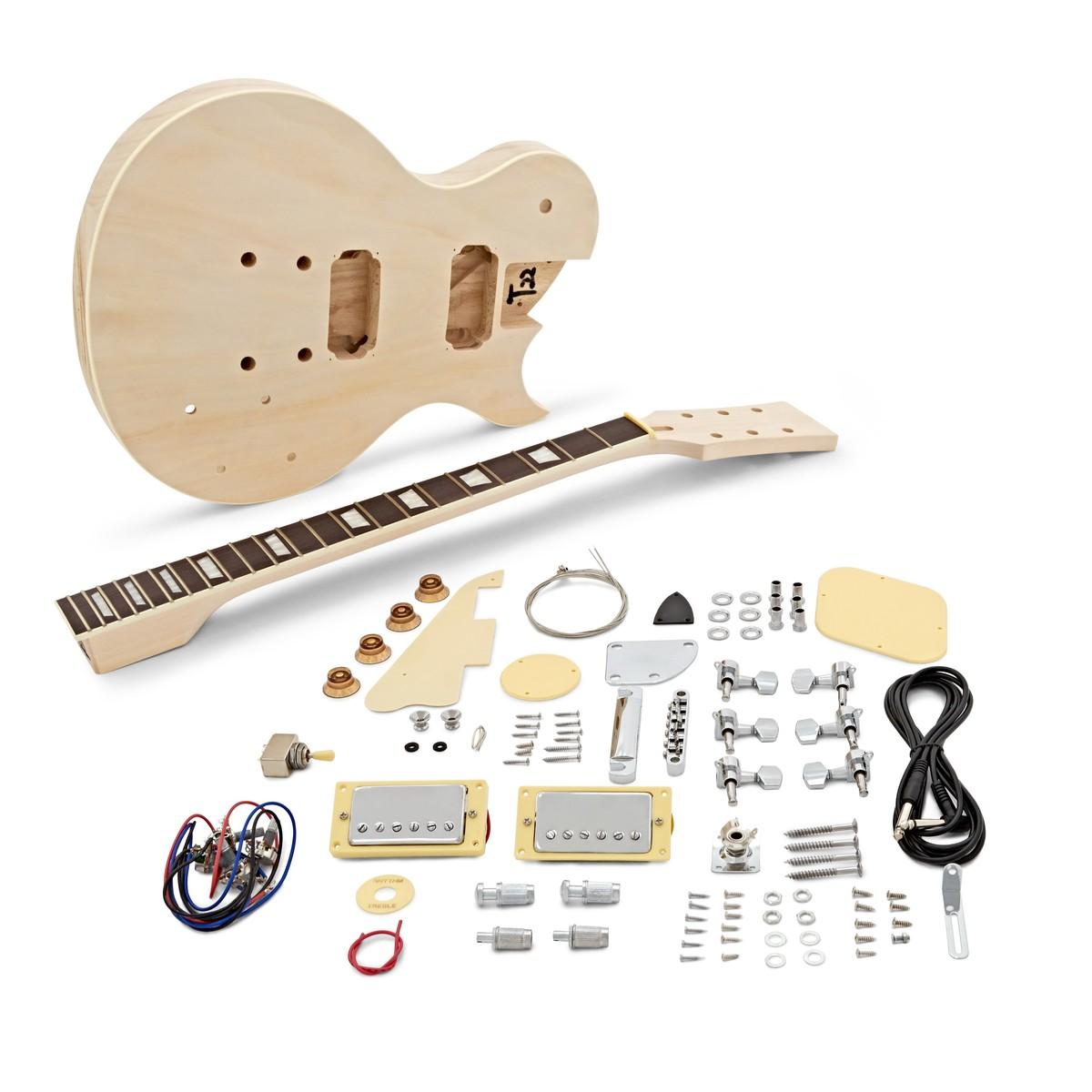 New Jersey Electric Guitar DIY Kit