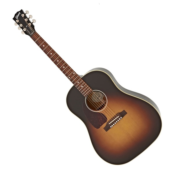 Gibson J-45 Standard Left Handed, Vintage Sunburst