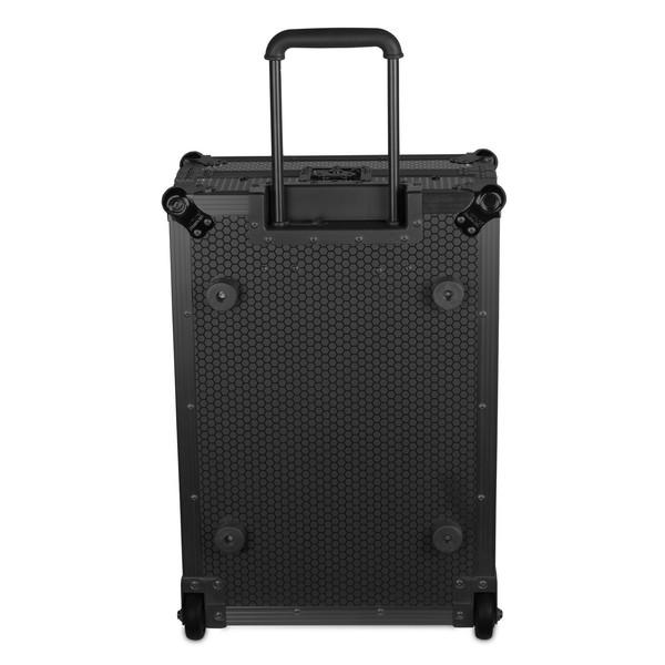 UDG FlightCase Multi Format XL + (Laptop & Trolley & Wheels), Black