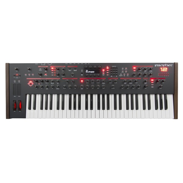 Dave Smith Instruments Prophet 12 Polyphonic Keyboard Synthesizer - Main