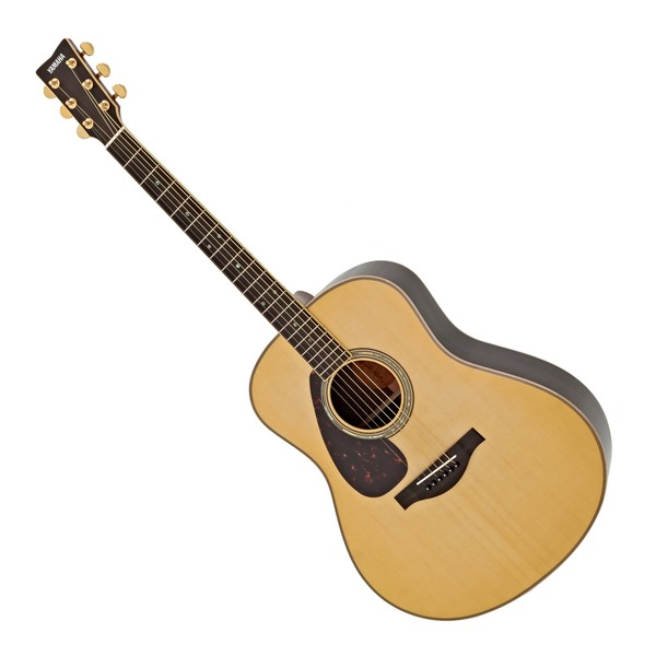 Yamaha LL16ARE Acoustic Guitar Left Handed, Natural