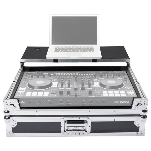 Magma DJ Controller Workstation Roland DJ-808 front