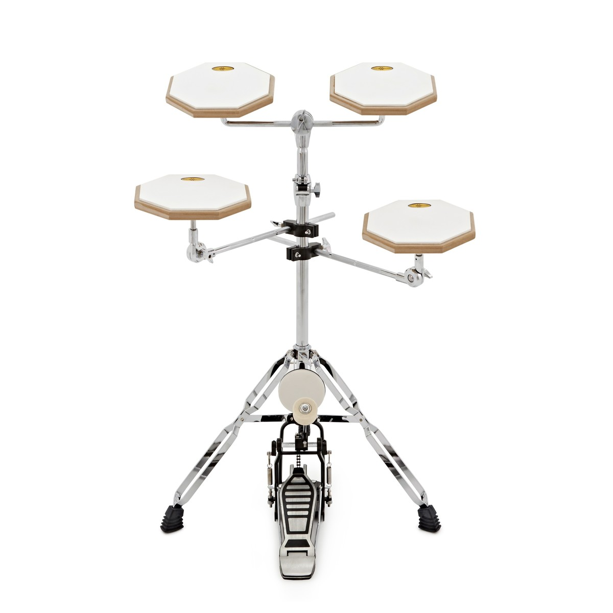 Click to view product details and reviews for Ppk 5 Practice Pad Drum Kit By Gear4music.