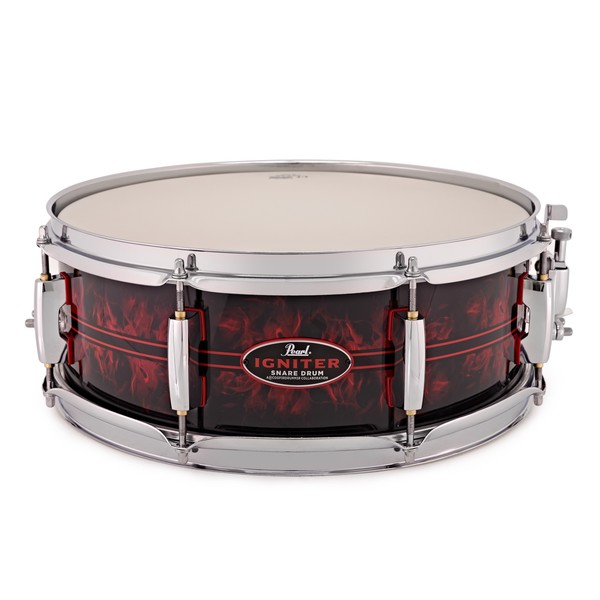 Pearl 14'' x 5'' The Igniter: A COOP3RDRUMM3R Collaboration