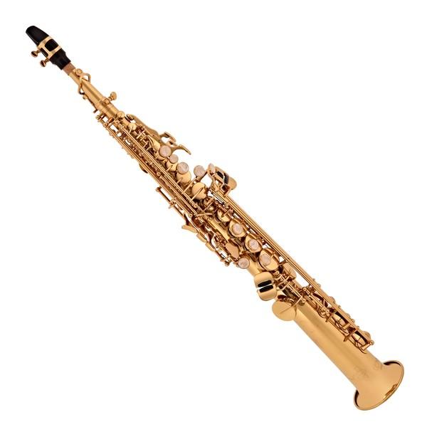 Conn SS650 Soprano Saxophone, Straight
