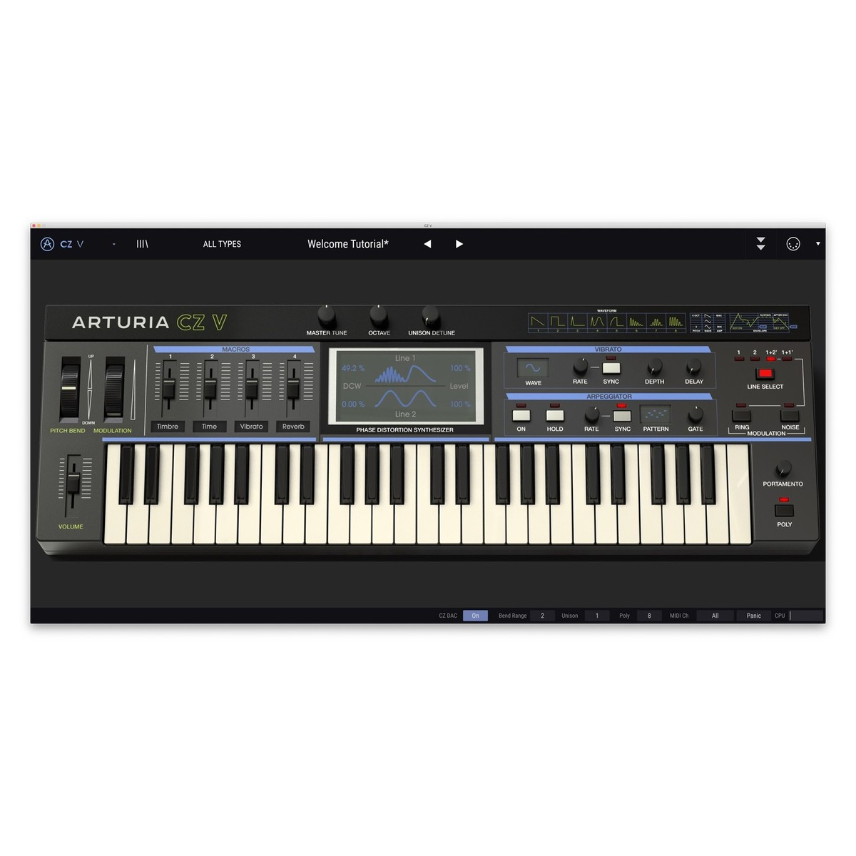 arturia v collection 7 boxed at gear4music. Black Bedroom Furniture Sets. Home Design Ideas