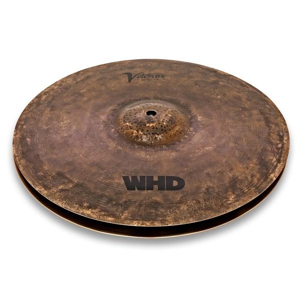 "WHD B20 Veteran 14"" Hi-Hat Cymbals main"