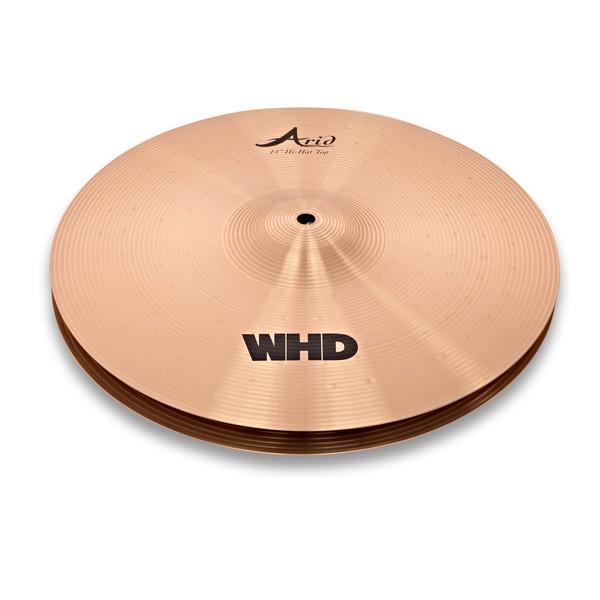 "WHD Arid 14"" Hi-Hat Cymbals main"