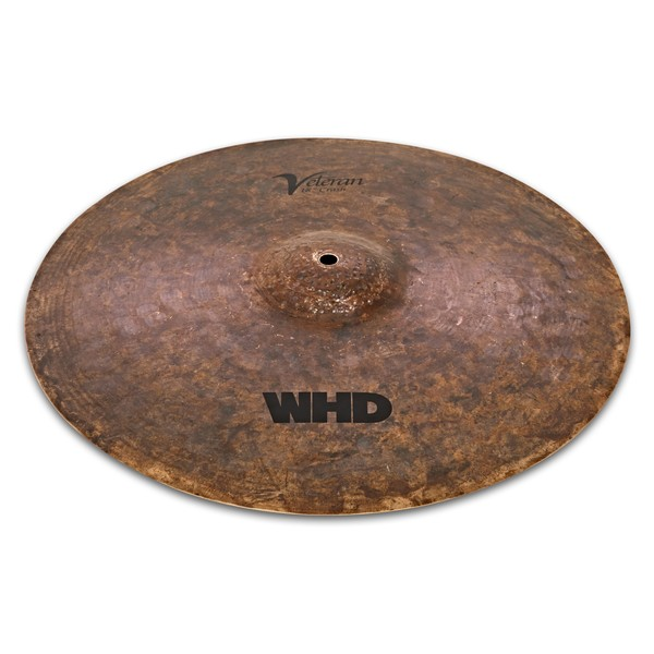"WHD B20 Veteran 18"" Crash Cymbal main"