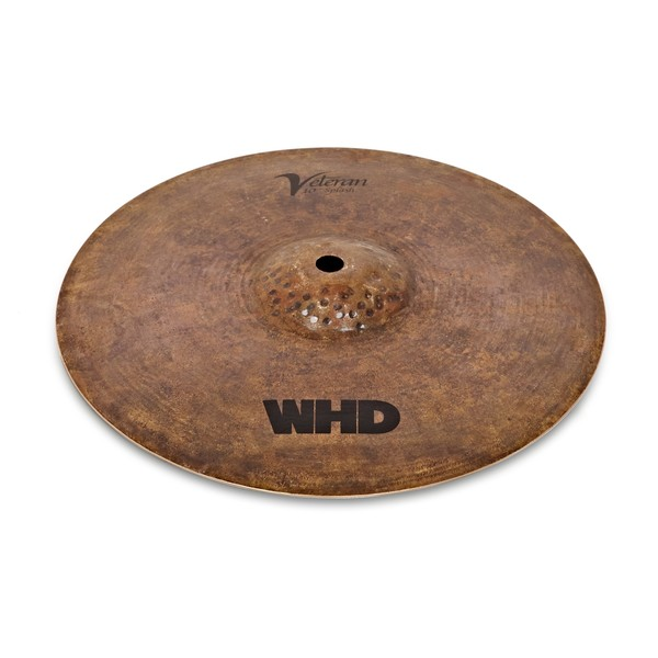 "WHD B20 Veteran 10"" Splash Cymbal"