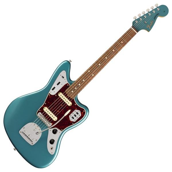 Fender Vintera 60s Jaguar PF, Ocean Turquoise