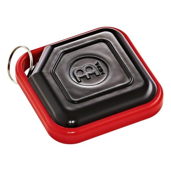 Meinl Percussion Key Ring Shaker, Black