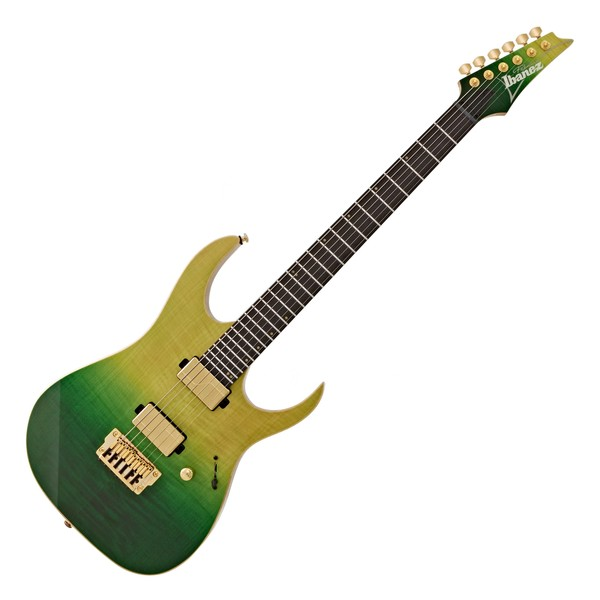 Ibanez LHM1 Luke Hoskin, Transparent Green Gradation