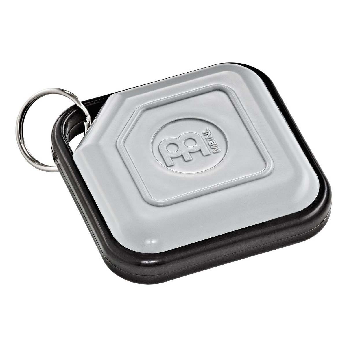 Meinl Percussion Key Ring Shaker, Grey