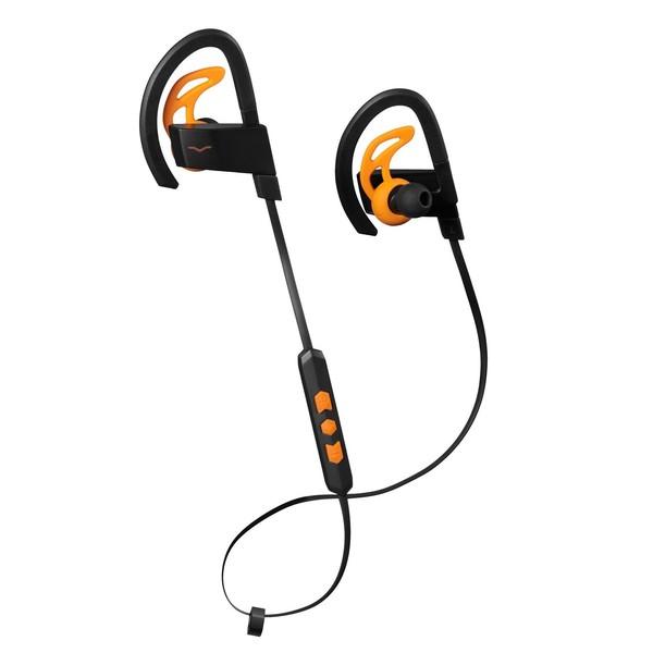 V-Moda Bassfit Wireless In-Ear Sport Headphones, Black