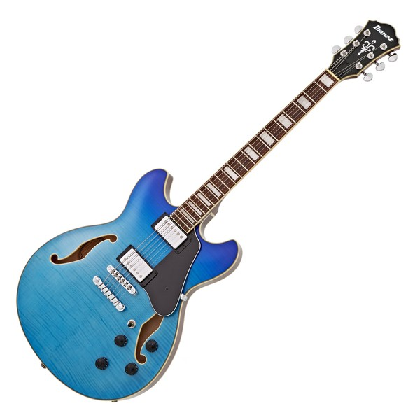 Ibanez AS73FM Artcore, Azure Blue Gradation