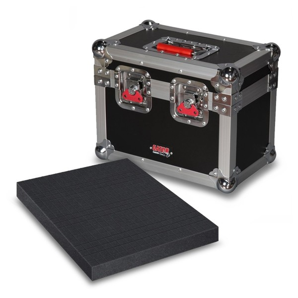 Gator G-TOUR Universal Gator G-TOUR Universal Equipment Case with PickfoamEquipment Case