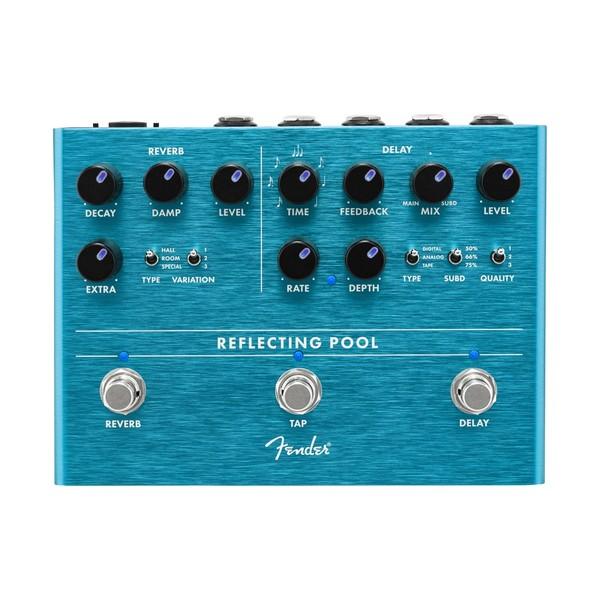 Fender Reflecting Pool Delay/Reverb