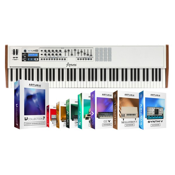 Arturia KeyLab 88 with V-Collection 7