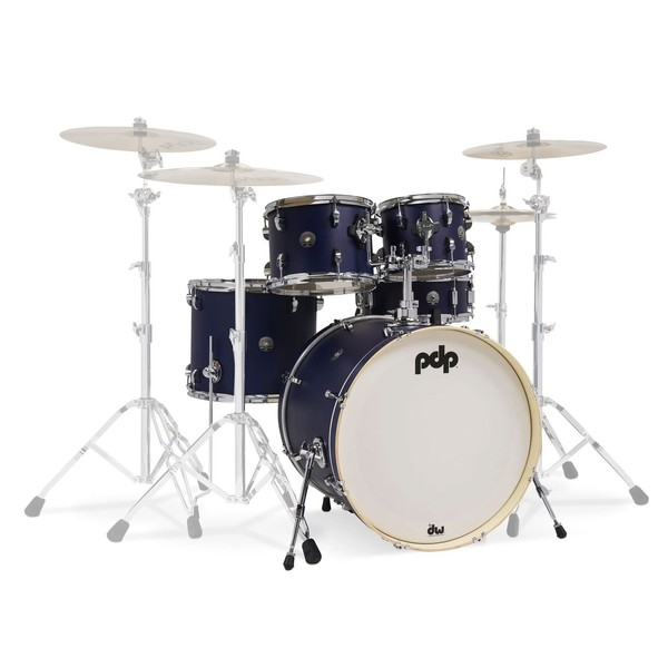 PDP Spectrum Series 22'' 5pc Shell Pack, Blue