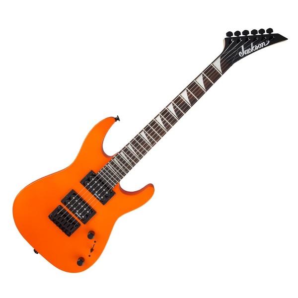 Jackson JS1X Dinky Minion AM, Neon Orange - Front