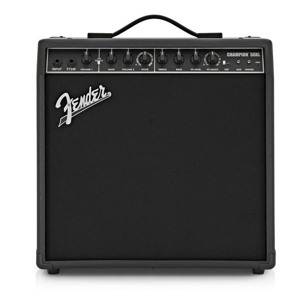 Fender Champion 50XL Combo Ltd Ed, Black main