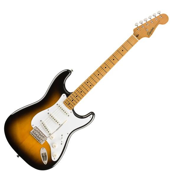 Squier Classic Vibe '50s Stratocaster MN, 2-Tone Sunburst