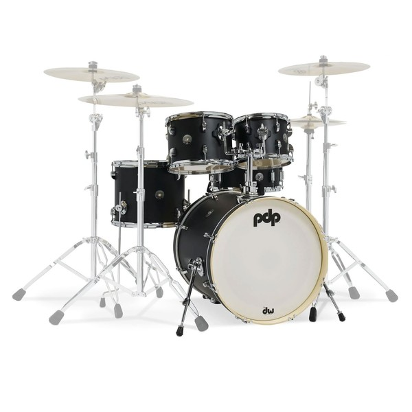 PDP Spectrum Series 20'' Fusion Shell Pack, Black